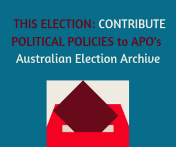 Australian Election Archive