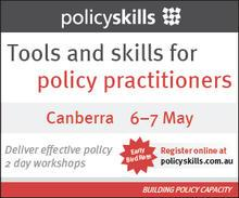 Tools and Skills for Policy Practitioners event image