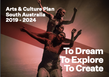 To dream, to explore, to create: arts and culture plan ...