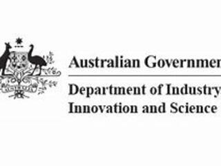 Department of Industry, Innovation and Science logo